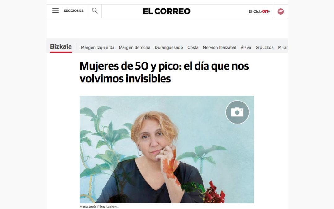 Publicación en El Correo digital